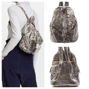 Rebecca Minkoff - Julian Velvet Backpack